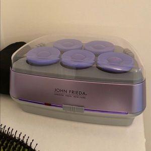 John Frieda hot rollers